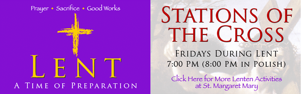 Lent and Stations of the Cross