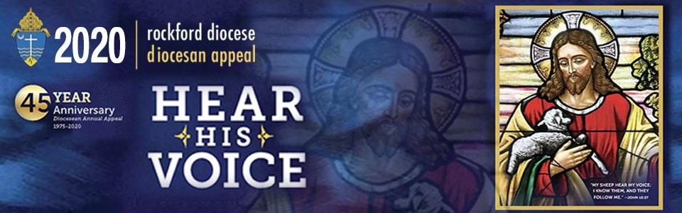 Diocesan AppealWeb