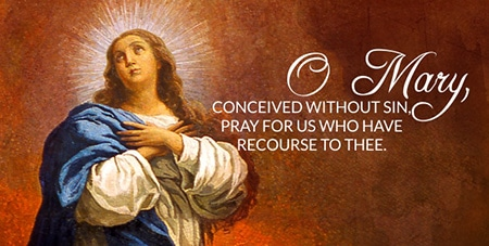 Solemnity of the Immaculate Conception - Saint Margaret Mary Catholic Church