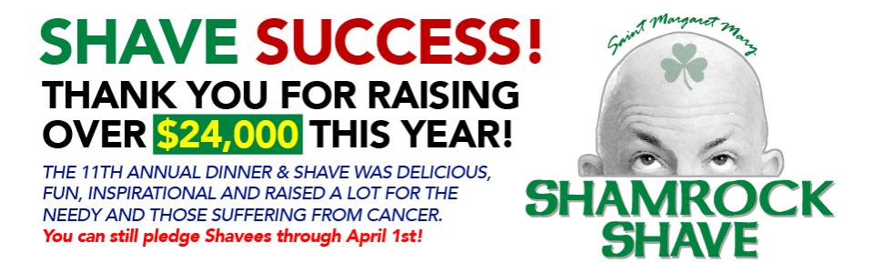 Shave Success!